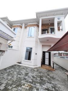4 bedroom Semi Detached Duplex House for rent Orchid road Chevron lekki lagos state Nigeria  chevron Lekki Lagos