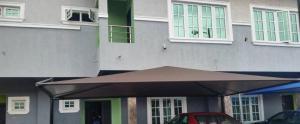 4 bedroom Terraced Duplex House for sale By Chevron Drive; chevron Lekki Lagos