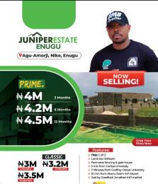 Residential Land Land for sale Agu-amorji Enugu Enugu