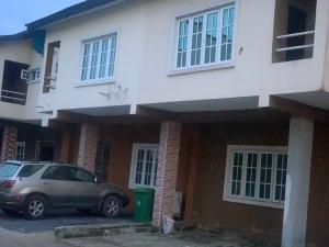 4 bedroom Semi Detached Duplex House for rent Inside lekki gardens by General paint  Ajiwe Ajah Lagos