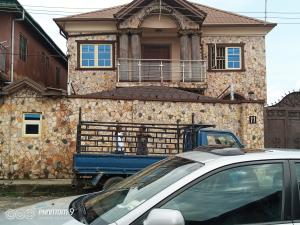 2 bedroom Flat / Apartment for rent Off market Street Shomolu Shomolu Lagos