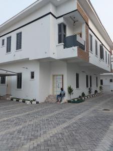 4 bedroom Semi Detached Duplex House for sale Southern view estate by second toll gate Chevron Lekki chevron Lekki Lagos