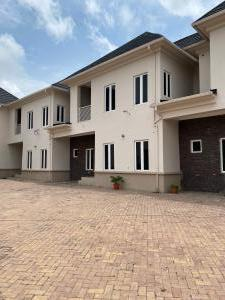 4 bedroom Terraced Duplex House for sale Jahi  Jahi Abuja
