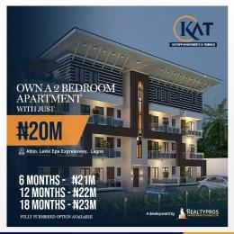 2 bedroom Shared Apartment Flat / Apartment for sale Abijo, Lekki-Epe Expressway Off Lekki-Epe Expressway Ajah Lagos