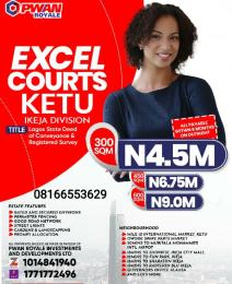 Serviced Residential Land Land for sale .. Ketu Lagos