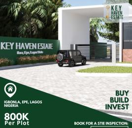 Residential Land Land for sale Igbola  Epe Lagos