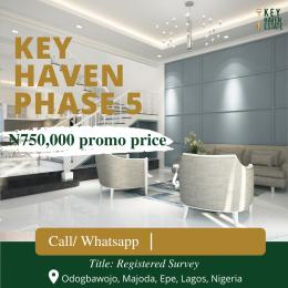 Residential Land for sale Key Haven Phase 5, Odogbawojo, Majoda Area Of Epe Lagos