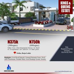 Mixed   Use Land Land for sale Oriba  Eleranigbe Ibeju-Lekki Lagos
