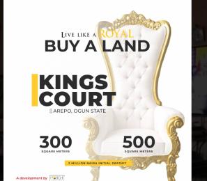 Residential Land for sale Arepo Arepo Ogun