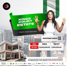 Land for sale Ipaja Lagos