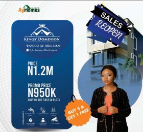 Residential Land for sale Akodo Ise Ibeju-Lekki Lagos