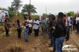 Residential Land Land for sale Olomowewe Community Facing The Coastal Line Along The Free Trade Zone Lagos Free Trade Zone Ibeju-Lekki Lagos