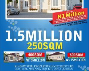 5 bedroom Residential Land for sale Apo Resettlement Extension, Apo Abuja