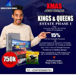 Residential Land Land for sale Ìbeju lekki Eleranigbe Ibeju-Lekki Lagos