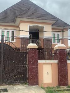 5 bedroom Terraced Duplex House for rent Green field estate  Ago palace Okota Lagos