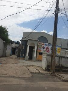 Detached Bungalow for sale Modupe Johnson Crescent Adeniran Ogunsanya Surulere Lagos