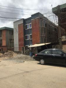 3 bedroom Blocks of Flats House for rent - Fola Agoro Yaba Lagos