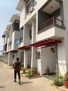 4 bedroom Terraced Duplex House for sale Wuye Wuye Abuja