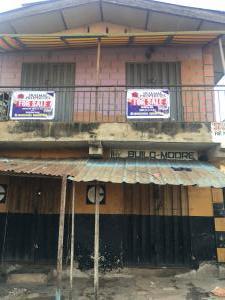 Commercial Property for sale Caterpillar Bustop Monatan Lagelu Oyo