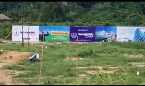 Residential Land Land for sale Epe, Lagoon Front Estate , , Alaro City Epe Road Epe Lagos