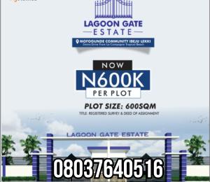 Mixed   Use Land Land for sale Mafogunde Community Ibeju Lekki Lagos Mosere Ikoga Ibeju-Lekki Lagos