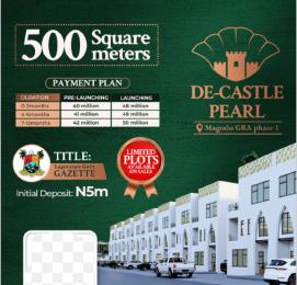Residential Land for sale De Castle Pearl Estate Magodo GRA Phase 1 Ojodu Lagos