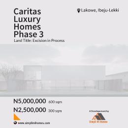 Residential Land for sale Lakowe Golf Course Lakowe Ajah Lagos