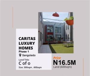 Land for sale Off Monastery Road, Behind Novare Mall ShopRite  Monastery road Sangotedo Lagos