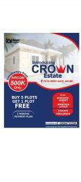 Residential Land for sale Futa West Gate Akure Ondo