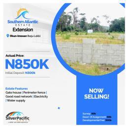 Land for sale Southern Atlantic Estate Phase2 Ibeju-Lekki Lagos