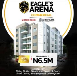 Commercial Land Land for sale Eagle's Arena, With Lekki Free Trade Zone, Oshoroko. Free Trade Zone Ibeju-Lekki Lagos