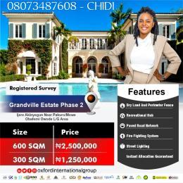 Land for sale  Ijere Akinyegun, Near Pakuro Mowe Obafemi Owode Ogun