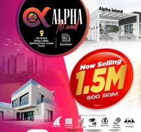 Mixed   Use Land Land for sale Alpha Island, Idi Iroko, Behind Lekki Free Trade Zone Free Trade Zone Ibeju-Lekki Lagos