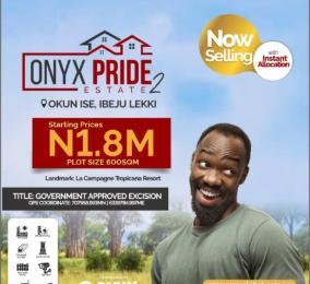 Residential Land Land for sale ... LaCampaigne Tropicana Ibeju-Lekki Lagos