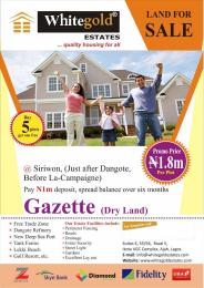 Mixed   Use Land Land for sale Dangote Refinery Area Free Trade Zone Ibeju-Lekki Lagos