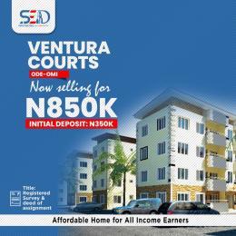 Land for sale Ode Omi Ibeju-Lekki Lagos