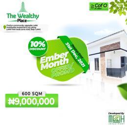 Land for sale Orofun Town Ibeju-Lekki Lagos