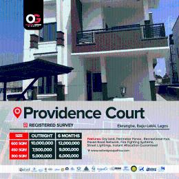 Residential Land Land for rent Eleran-Igbe, Ibeju-Lekki, Lagos. Eleranigbe Ibeju-Lekki Lagos