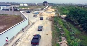 Mixed   Use Land for sale Off Monastery Road, Behind Novare Mall Shoprite Monastery road Sangotedo Lagos