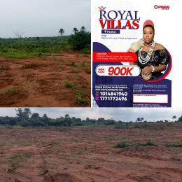 Land for sale Obaekwu-Akwusi, Idumu Abu Quarters, Issele Azagba,  Aniocha Delta