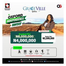 Land for sale Ijebu Ogun