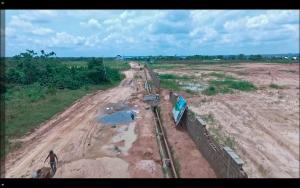 Residential Land for sale Lagos Ibadan Express Road Mowe Obafemi Owode Ogun