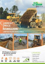 Land for sale shapati Ibeju-Lekki Lagos