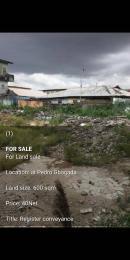 Mixed   Use Land Land for sale Pedro road- Gbagada Palmgroove Shomolu Lagos