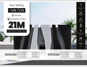 Residential Land Land for sale The Milton Estate. Less Than 3Mins Drive Fr Shoprite Awoyaya Ajah Lagos