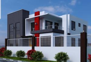 4 bedroom Residential Land Land for sale Inside Ecowas Estate diplomatic zone Katampe extension  Katampe Ext Abuja
