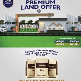 Residential Land Land for sale Lakowe Ibeju-Lekki Lagos