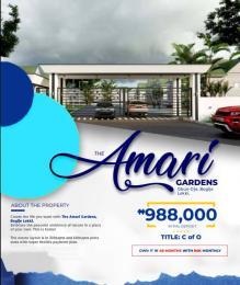 Residential Land Land for sale Okun oje  Bogije Sangotedo Lagos