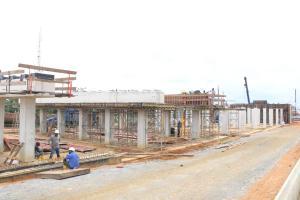 Land for sale Ekom Iman Junction Uyo Akwa Ibom