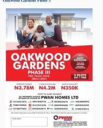 Residential Land Land for sale Otolu Ibeju-Lekki Lagos